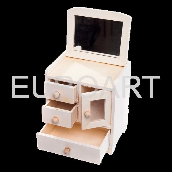 Cutie lemn 1D