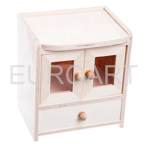 Cutie lemn dulapior