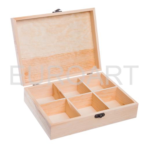 Cutie lemn ceai