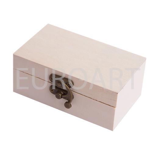 Cutie lemn cadou 1ps cufar