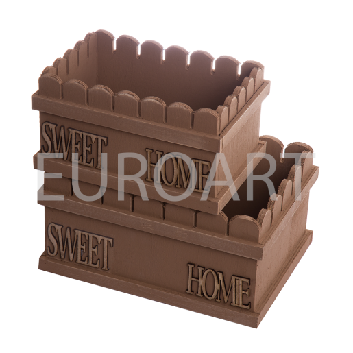 Ladite lemn depozitare 2/ set