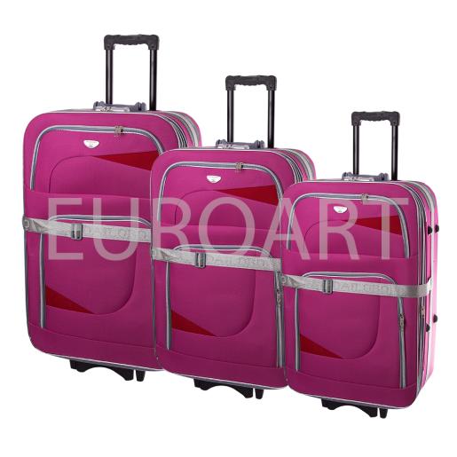 Set 3 valize textil