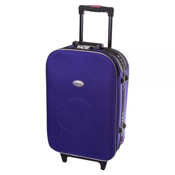 valiza mov textil 1ps L